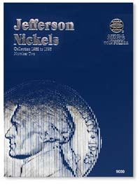 WHITMAN FOLDER: JEFFERSON NICKELS 1962-95 (VOL. 2)