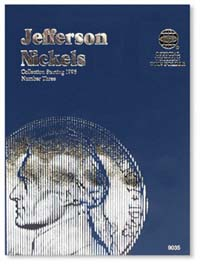WHITMAN FOLDER: JEFFERSON NICKELS 1996-2002-D+ (VOL. 3)