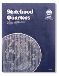 WHITMAN FOLDER: STATEHOOD QUARTERS 2002-2005 (VOL. 2)
