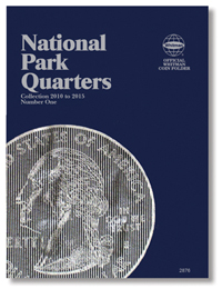 WHITMAN FOLDER: NATIONAL PARK QUARTERS 2010-2015 P&D (60 OPENINGS)