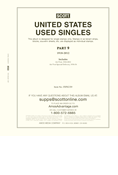 SCOTT UNITED STATES NATIONAL USED SINGLES PART 9 (18 pages)