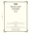 CANADA 2012-2015 (80 PAGES)