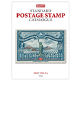 2022 SCOTT CATALOGUE VOLUME 5  (COUNTRIES N-SAM)