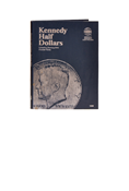Whitman Kennedy Half Dollars 2004+ (Vol. 3) Folder