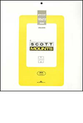 ScottMount 183x212 Stamp Mounts - Black