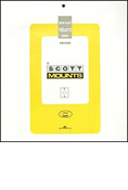 ScottMount 183x212 Stamp Mounts - Clear
