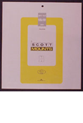 ScottMount 185x181 Stamp Mounts - Clear