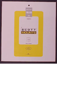 ScottMount 186x230 Stamp Mounts - Black