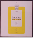 ScottMount 182x209 Stamp Mounts - Black