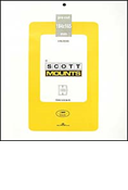 ScottMount 184x165 Stamp Mounts - Black