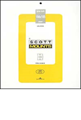 ScottMount 184x165 Stamp Mounts - Clear