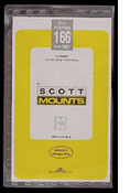 ScottMount 150x166 Stamp Mounts - Clear