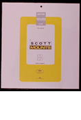 ScottMount 181x213 Stamp Mounts - Black