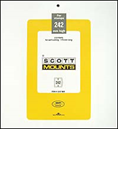 ScottMount 179x242 Stamp Mounts - Black