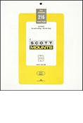 ScottMount 183x216 Stamp Mounts - Black