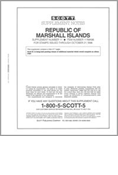 Scott Marshall Islands 1996 #11