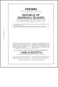 Scott Marshall Islands 1997 #12