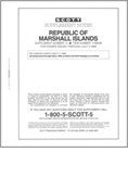 Scott Marshall Islands 1999 #14