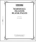 Scott Marshall Islands Blank Pages