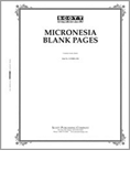Scott Micronesia Blank Pages