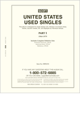 Scott United States National Used Singles Part 1 (1964-1979)