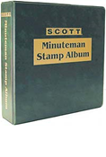 Scott US Minuteman 3-Ring Binder