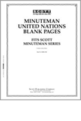 Scott UN Minuteman Blank Pages