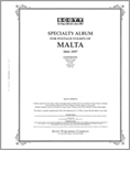 MALTA 1860-1997 (99 PAGES)