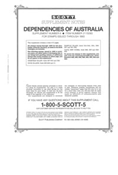 AUSTRALIA DEPENDENCIES 1993 (12 PAGES) #6