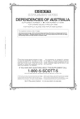 AUSTRALIA DEPENDENCIES 1998 (7 PAGES) #11