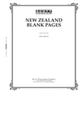 Scott New Zealand Blank Pages