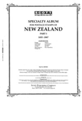 NEW ZEALAND 1855-1987 (108 PAGES)