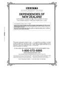 NEW ZEALAND DEPENDENCIES 2004 (16 PAGES) #58