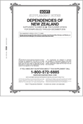 SCOTT NEW ZEALAND DEPENDENCIES 2016 (17 PAGES) #68