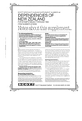 NEW ZEALAND DEPENDENCIES 1992 (16 PAGES) #46