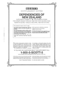NEW ZEALAND DEPENDENCIES 1993 (8 PAGES) #47