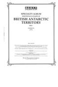 BRITISH ANTARCTIC TERRITORY 1963-1995 (21 PAGES)