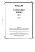 BELIZE 1973-1988 (127 PAGES)