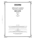 BELIZE 1989-1999 (26 PAGES)