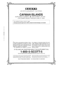 CAYMAN ISLANDS 2000 (5 PAGES) #5