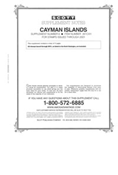 CAYMAN ISLANDS 2001 (6 PAGES) #6
