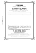 CAYMAN ISLANDS 2003 (6 PAGES) #8