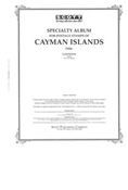 CAYMAN ISLANDS 1900-1995 (78 PAGES)
