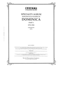 DOMINICA 1874-1982 (112 PAGES)