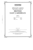 BRITISH EAST CARIBBEAN 1850-1945 (39 PAGES)