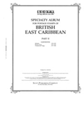 BRITISH EAST CARIBBEAN 1934-1969 (25 PAGES)