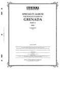 GRENADA 1992-1995 (118 PAGES)