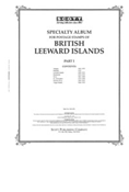BR LEEWARD ISLANDS 1861-1935 (31 PAGES)
