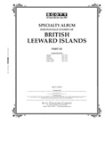 BR LEEWARD ISLANDS 1967-1975 (79 PAGES)