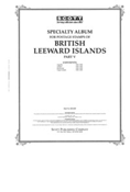 BR LEEWARD ISLANDS 1983-1985 (86 PAGES)